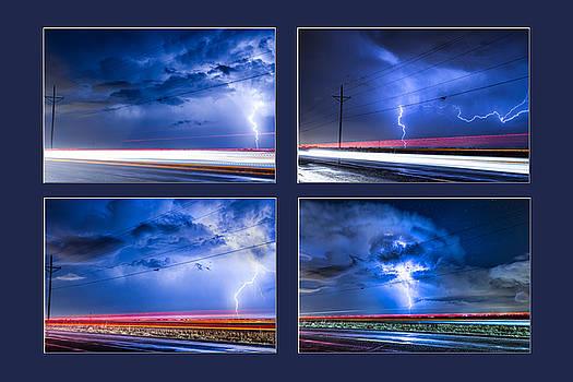 Drive By Lightning Strikes Progression by James BO  Insogna