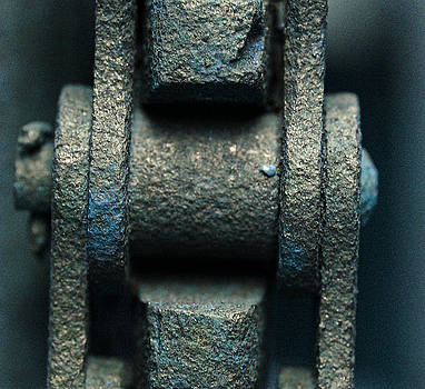 Drive Chain Links by Bill Morgenstern