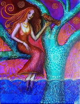 Druantia by Alice Mason