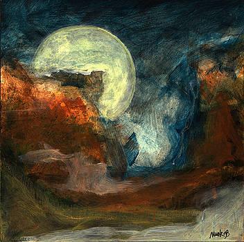 Druid Dream by    Michaelalonzo   Kominsky