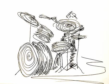 Drum Circles by Pete Maier