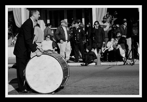 Drummer by Dana Flaherty