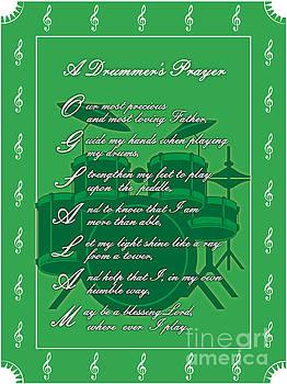Drummers Prayer_1 by Joe Greenidge