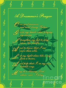 Drummers Prayer_2 by Joe Greenidge