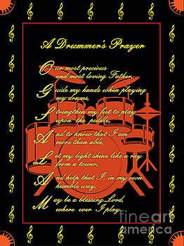 Drummers Prayer_3 by Joe Greenidge
