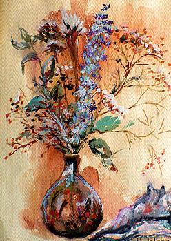 Dry Flowers by Linda Shackelford