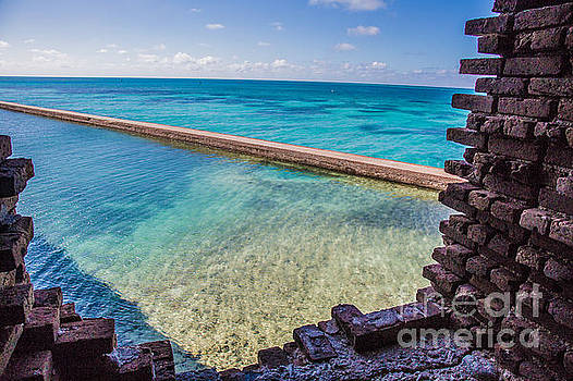 Dry Tortugas 1 by Richard Smukler