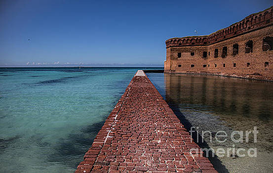 Dry Tortugas 4 by Richard Smukler