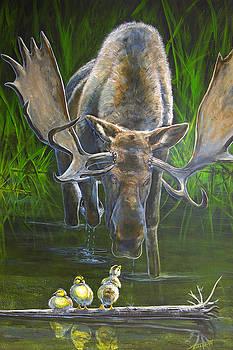 Duck Duck Moose by Scott Thompson