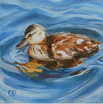 Ducky by Carol DeMumbrum