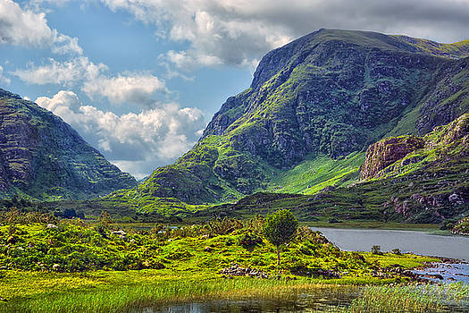 Dunloe Landscape by Maggie Magee Molino