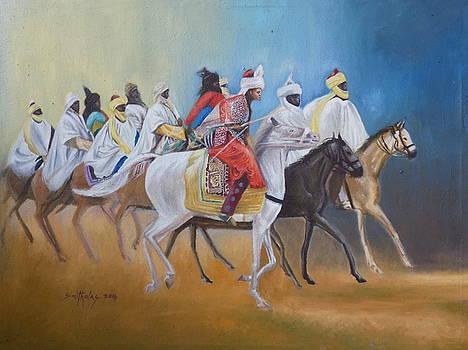 Durban Riders by Olaoluwa Smith