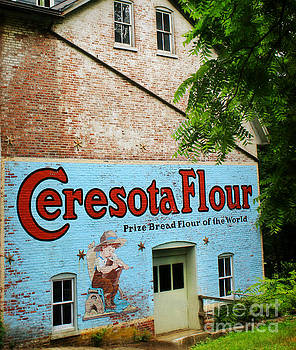 Durham Grist Mill Cerosota Flour by Beth Ferris Sale