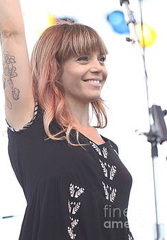 Dustbowl Revival Liz Beebe by Front Row Photographs