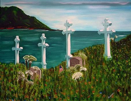Dutch Harbor Hope by Dean Glorso