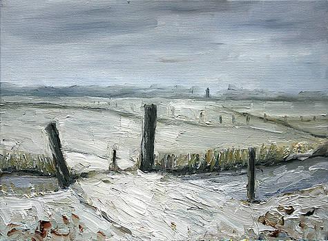 Dutch Landscape by Nancy Van den Boom