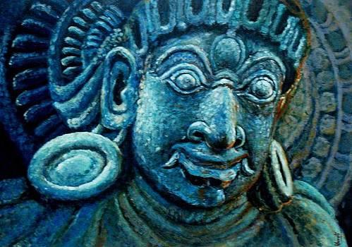 Dwaarapalaka Gatekeeper by Murali