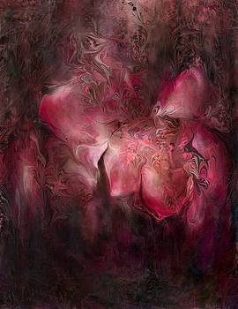Dying Rose by Rachel Christine Nowicki
