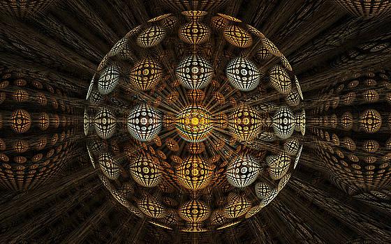 Dyson Corridor by GJ Blackman