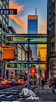 E 69th St. by Mike Berry