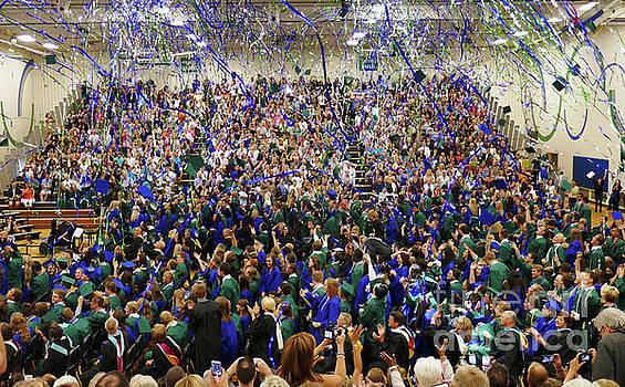 Eagan High School Graduation Ceremony 2016 by Wayne Moran