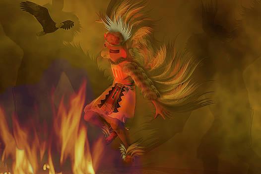 Eagle Dancer by Carol and Mike Werner