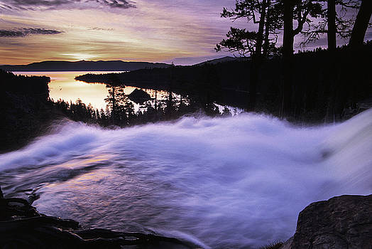Eagle Falls Morning by Buck Forester