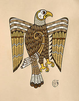Eagle by Ian Herriott
