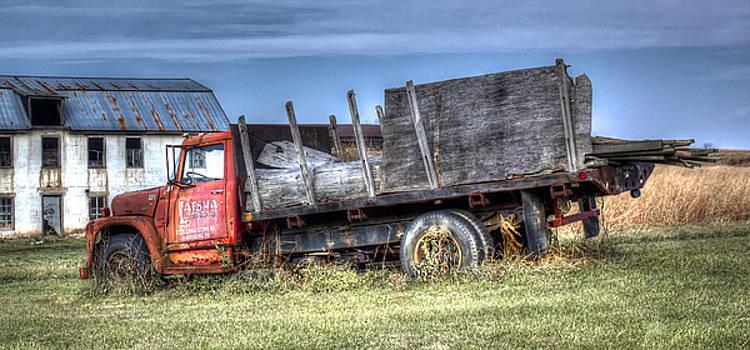Earl Latsha Lumber Company - Version 1 by Shelley Neff