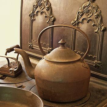 Michael Peychich - Early American Tea Pot