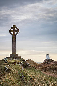 Early Evening at Llanddwyn Island by Christine Smart