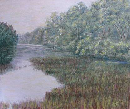 Early Fall Serenity by Joann Renner