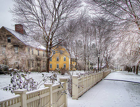 Early Massachusetts by Betsy Zimmerli