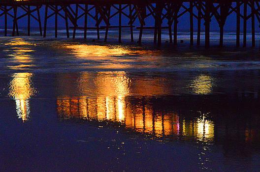 Early morning pier 1-2-16 by Julianne Felton
