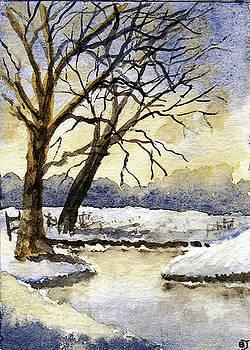 Barry Jones - Early Snow