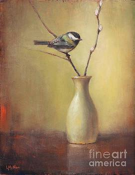 Early Spring Still Life by Lori McNee