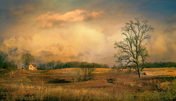 Early Spring Storm by John Rivera