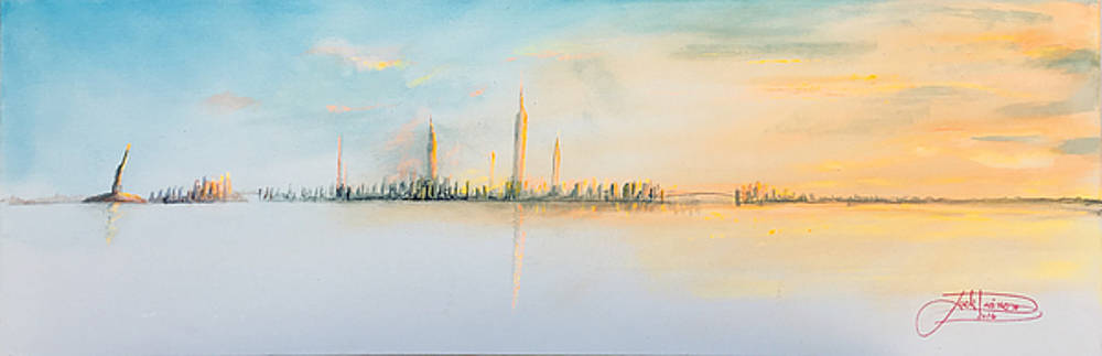 Early Sunrise by Jack Diamond