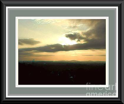 Early Sunrise by Shirley Moravec
