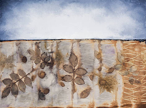 Earth and Sky II by Carolyn Doe