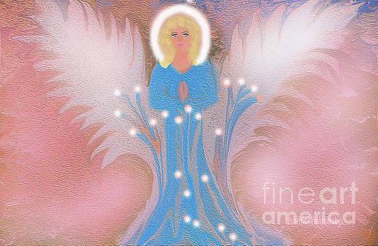 Earth Angel Of Love by Sherri Of Palm Springs