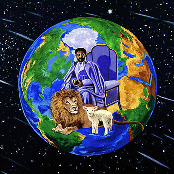 Earth's Rightful Ruler by EJ Lefavour