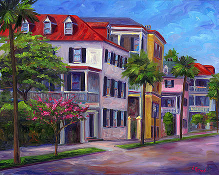 East Bay - Charleston  by Jeff Pittman