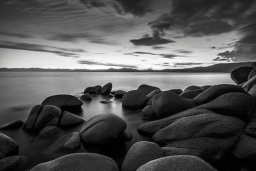 East Shore Serenity - Lake Tahoe by Brad Scott