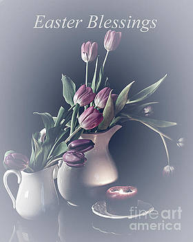 Easter Blessings No. 3 by Sherry Hallemeier