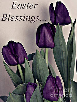 Easter Blessings No.1 by Sherry Hallemeier