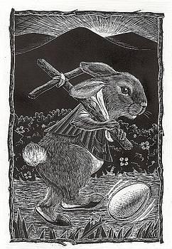 Easter Bunny by Jennifer Harper