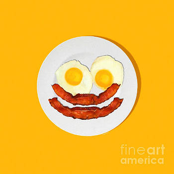 Wingsdomain Art and Photography - Eat Breakfast And Smile All Day ora