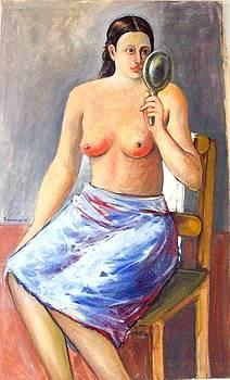 George Siaba - Eaternal woman