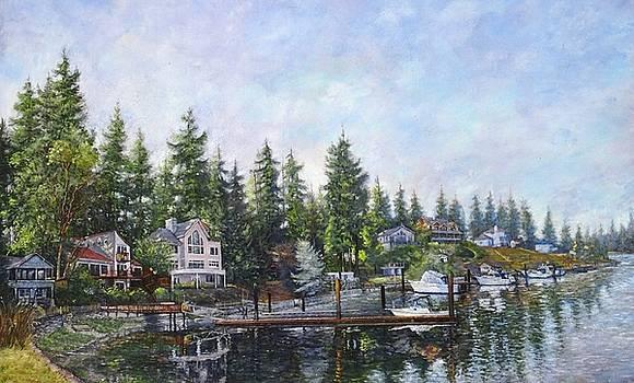 Echo Bay Three by Charles Munn